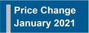 Price Change January 2021